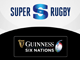 Super Rugby and Six Nations Fixtures